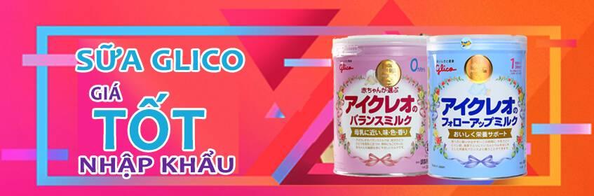 Sữa Icreo Glico