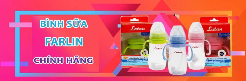 Bình sữa Latan