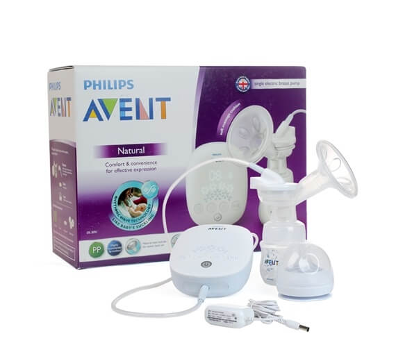 may hut sua dien don philips avent scf301 01