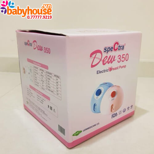 MAY HUT SUA SPECTRA DEW350