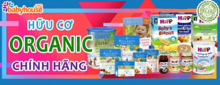 Sản phẩm hữu cơ Organic