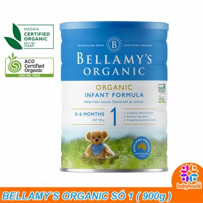 Sữa Bellamy
